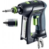 Perceuse-visseuse - FESTOOL C18 Basic 574737 - 18 V Li-ion - 5,2 Ah