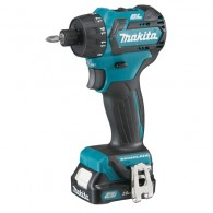 Perceuse-visseuse - MAKITA DF032DSAE - 10,8 V Li-ion - 4,0 Ah