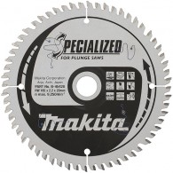 Lame carbure - MAKITA B-45428 - Ø 165x2,2/1,6x20 Z60ALT