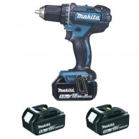 Perceuse-visseuse - MAKITA DDF482RT3J - 18 V Li-ion - 5 Ah
