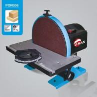 Ponceuse à disque - LEMAN PON306 - 900 W - 230 V - Ø 305 mm