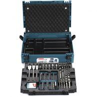 Coffret 66 accessoires de perçage et vissage - MAKITA B-43044