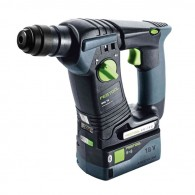 Perforateur - FESTOOL BHC18 575697 - 18 V Li-ion - 5,2 Ah ASI