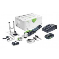 Outil oscillant VECTURO - FESTOOL OSC 18 Li 3,1 E-Set 574851 - 18 V