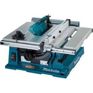 Scie sur table - MAKITA 2704N - 1650 W - 93 mm - Ø 260 mm