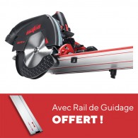 Lot scie circulaire - MAFELL KSS 60 91B101 - 1800 W - 61 mm