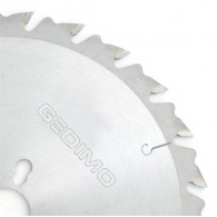 Lame carbure - GEDIMO GED250302400M - Ø 250x3,2/2,2x30 Z24AR