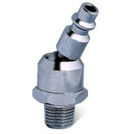 "Blister 2 raccords pivotants - SENCO PC1325 - NPT 3/8"" - pour cloueurs"