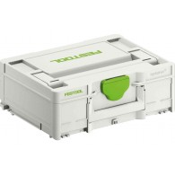 Coffret - FESTOOL SYS3 M137 204841 - Systainer M - 396x296x137 mm
