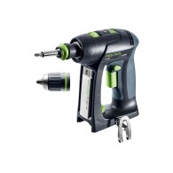 Perceuse-visseuse - FESTOOL C18 Basic 576434 - 18 V Li-ion