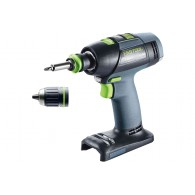 Perceuse visseuse - FESTOOL T18 Basic 576448 - 18 V Li-ion