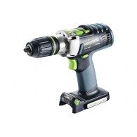 Perceuse-visseuse - FESTOOL PDC 18/4-Basic 576466 - 18 V Li-ion