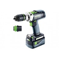 Perceuse-visseuse - FESTOOL PDC 18/4 5,2/4,0 Plus 576467 - 18 V Li-ion