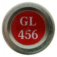 Galet arrière guide lame scie à ruban - GL456 - Ø 35 mm, axe Ø 20 mm