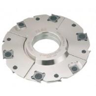 Porte-outils à rainer - ELBE PR003025 - Ø 160x8/15x50 mm