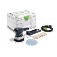 Ponceuse - FESTOOL ETS 150/5 EQ-Plus 576080 - 310 W - Ø 150 mm