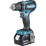 Perceuse-visseuse - MAKITA DDF485RTJ - 18 V Li-ion - 5 Ah