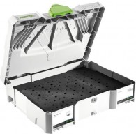 Coffret - FESTOOL SYS-OF D8/D12 576835 - Systainer pour mèches