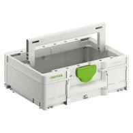 Caisse à outils - FESTOOL ToolBox 204865 - 396x296x137 mm