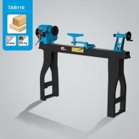 Tour à bois - LEMAN TAB110 - 230 V - 1100 W - entre pointes 1100 mm
