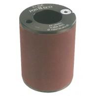Cylindre de ponçage - ELBE AP060600 - Ponseco - Ø 100 x ht 134 x 50 mm