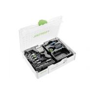 Coffret - FESTOOL 576804 - SYS M 89 ORG CE-SORT - 104 accessoires