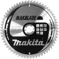 Lame carbure - MAKITA B-32801 - Ø 260x2,3/1,8x30 Z60ALT