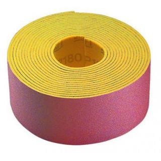 Abrasif en rouleau - SIA 2951 - l 115 mm x L 10 m - grain 80
