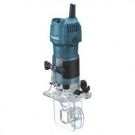 Affleureuse - MAKITA 3710J - 530 W - pince Ø 6 mm