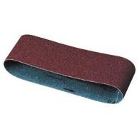 Bande abrasive - SIA 2921 - 75x533 mm - grain 80