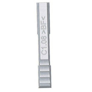 Ciseau latéral - ALTERNAX série N°1 - 14 mm - HSS