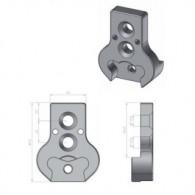 Porte-outils - BOUCHER PBFCEN - pour bédane universel BF - Centauro