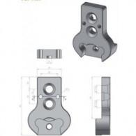 Porte-outils - BOUCHER PBFFRA - pour bédane universel BF - Framar