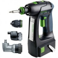 Perceuse visseuse - Festool sans fil C15 Li 5,2 SET 564554 - 15 V Li-ion