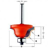 Mèche doucine - CMT 94027011 - r 4 mm - Ø 28,7 x l 11,5 mm - Q8