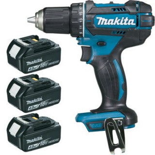 Perceuse visseuse - MAKITA DDF482RM3J - 18 V Li-ion - 4 Ah
