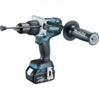 Perceuse visseuse - MAKITA DHP481RTE - 18 V Li-ion - 5 Ah - Ø 13 mm