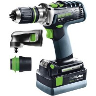 Visseuse Festool DRC 18/4 Li 5,2-Set 564584 - 18 V Li-ion - 5,2 Ah