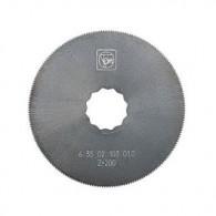 Lot 2 lames circulaires - FEIN 103 - HSS - Ø 80 mm - FSC