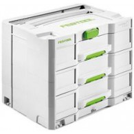 Coffret Sortainer - FESTOOL 200119 - 396x296x322 mm - SYS 4TL-SORT/3
