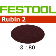 Disque abrasif - FESTOOL 485239 - Ø 180 mm - grain 24 - 25 pièces