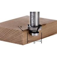 Mèche à chanfrein - FESTOOL 490095 - r 5 mm - Ø 27 mm