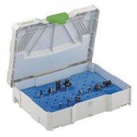 Coffret - FESTOOL 497695 - Systainer TLOC - calage pour mèches
