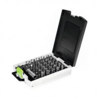 Coffret 30 embouts de vissage - FESTOOL 769138 - Tx-Ph-Pz-Ls-Hex