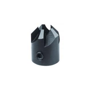 Fraisoir - FISCH 06390600 - 90° - Ø 6/16 mm - L 25 mm - HSS