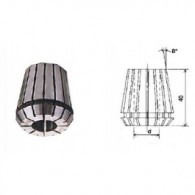 Pince de serrage - GEDIMO ER32 - Ø 8 x Ø 32 x L 40 mm - DIN6499