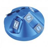 Porte-outils - LEMAN 075.45.30 - coupe d'onglet 45° - vis M14
