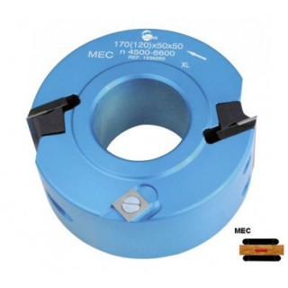 Porte-outils - LEMAN 123.50.50 - Ø 123 x ht 50 x al 50 mm
