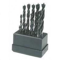 Coffret 15 mèches à bois - LEMAN 201.500.15 - Ø 3 à 10 mm