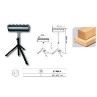 Servante à rouleau et billes - LEMAN 403.950.150 - 400 mm - 150 kg